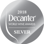 decanter silver 2018