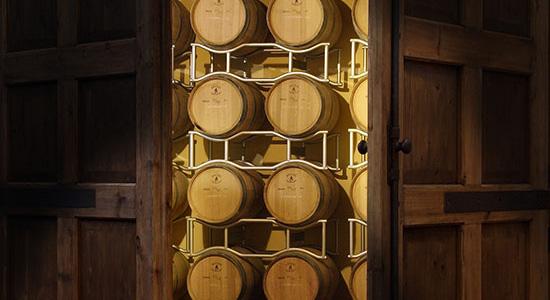 Basic wine cellar tour