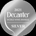 decanter 2021 silver
